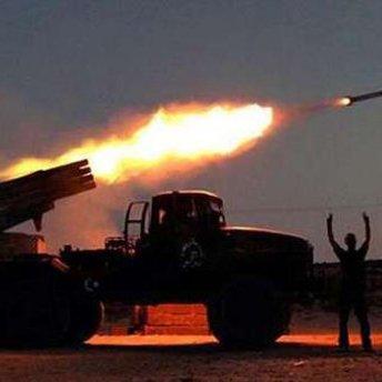 В Авдіївці знову загострення: бойовики вже кілька годин гатять із «Градів»