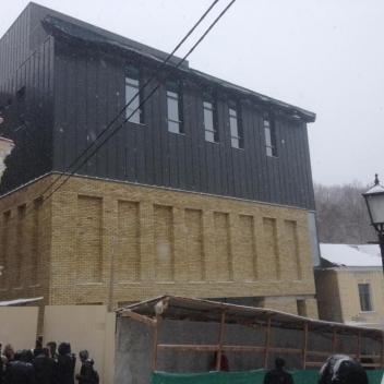 У КМДА розповіли про подальшу долю будівлі Театру на Подолі (відео)