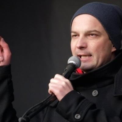 Нардеп Соболєв збирає людей на Майдан щоб підтримати активістів блокади
