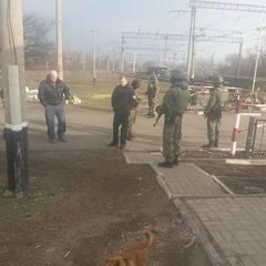 «Поліція охороняє потяги, які йдуть до Захарченка і Плотницького», - Семенченко повідомив про ситуацію на знищеному редуті