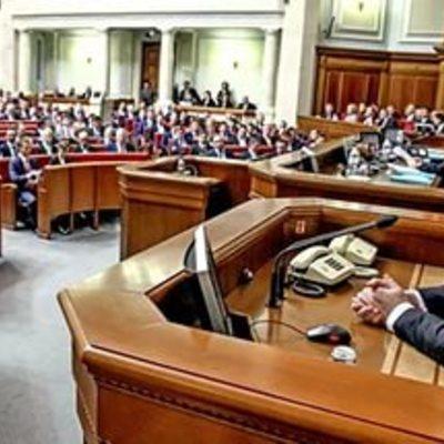 Рада схвалила ідею Порошенка змінити закон про е-декларації