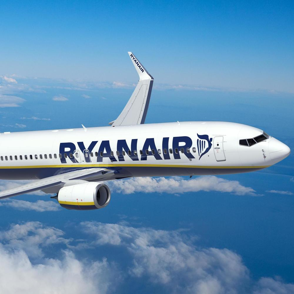 У лоукості RyanAir розповіли, куди літатимуть їхні літаки