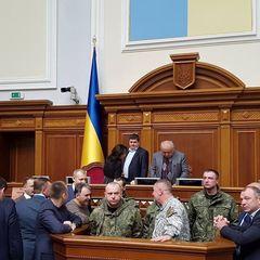 Сироїд звернулася до Генпрокуратури та СБУ щодо сьогоднішніх подій у парламенті