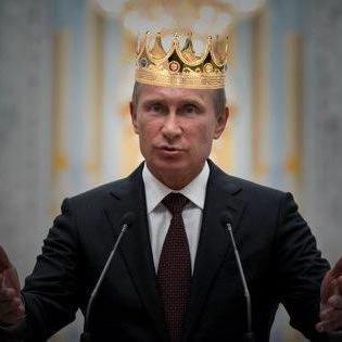 У Путіна прокоментували можливість відновлення монархії