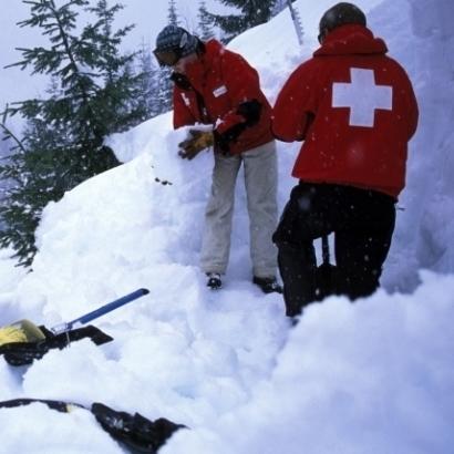 В Альпах під лавиною одразу загинуло 3 людей