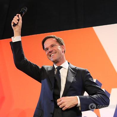 Стали відомі результати парламентських виборів у Нідерландах