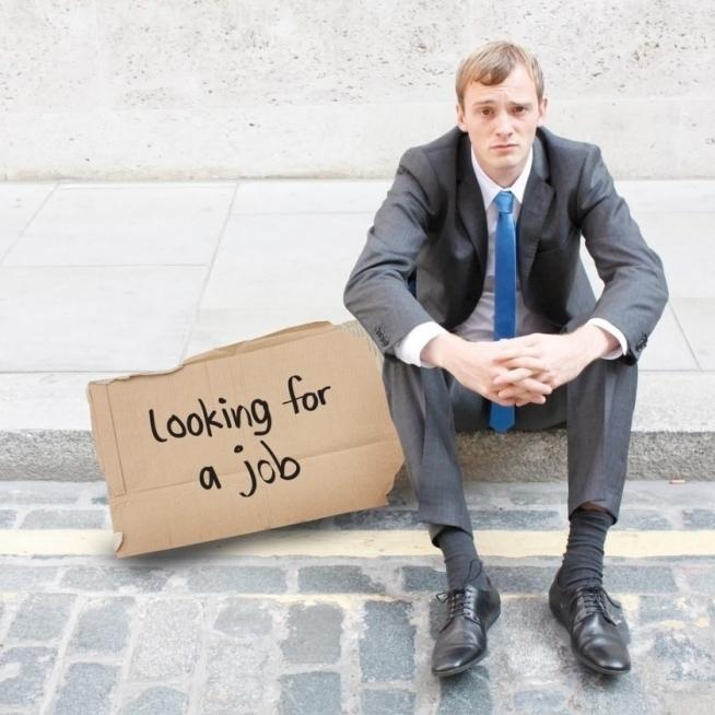За останній місяць в Україні різко зросла кількість безробітних