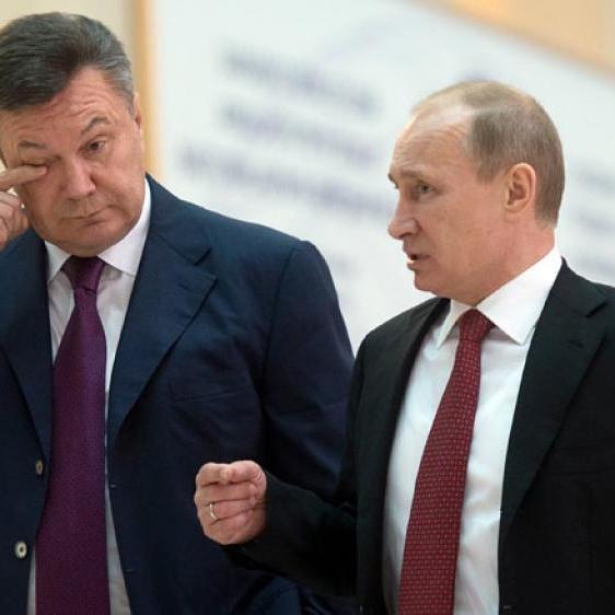 Янукович просив ввести в Україну війська РФ: Путін сам про це зізнався