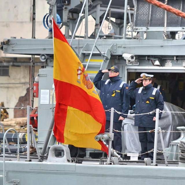 До порту Одеси прибули кораблі НАТО, які зможуть відвідати всі охочі (фото)