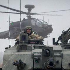 В Естонію прибули військовослужбовці групи швидкого реагування НАТО
