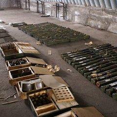 СБУ викрила грандіозний сховок зі зброєю на Запоріжжі