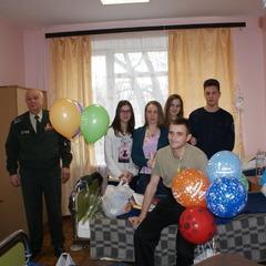 Неочікуваний подарунок зробили учні київських шкіл бійцю АТО (фото)