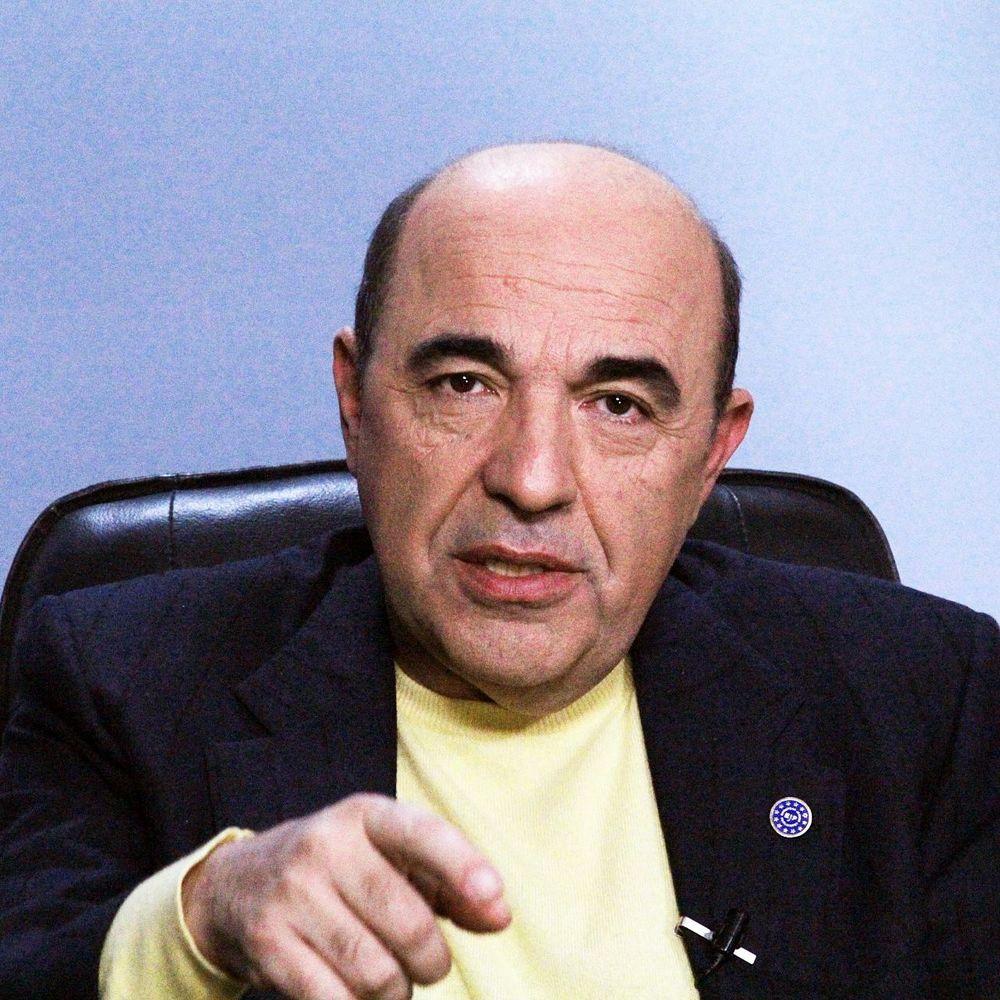 Вадим Рабинович закликає до проведення дострокових парламентських виборів