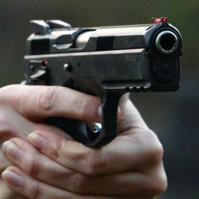 У Києві з іграшковою зброєю пограбували магазин  (фото)