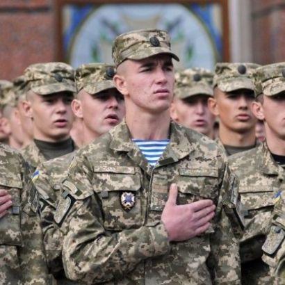 В Україні на строкову службу весною надійдуть понад 14 тис. призовників