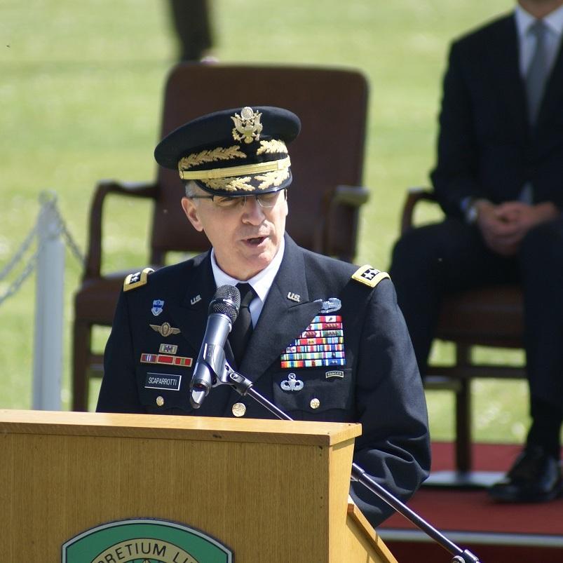Верховний головнокомандувач НАТО закликав Сенат США максимально посилити українську армію