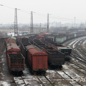 На території «ЛДНР» залишилася чверть вантажних вагонів «Укразалізниці»