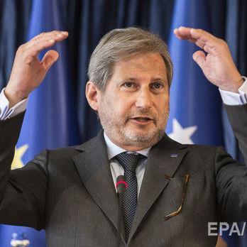 Зміни до закону про електронне декларування є кроком назад – єврокомісар Ган