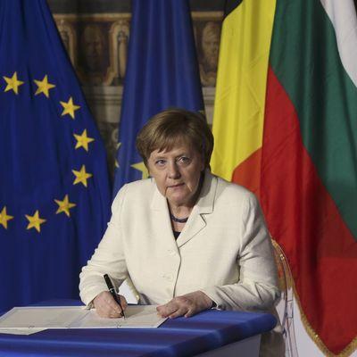 Про допущені помилки Євросоюзом розповіла Меркель