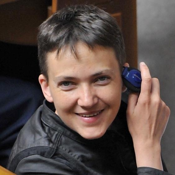 Чоловік мрії Савченко, який він? Депутат відкрила таємницю