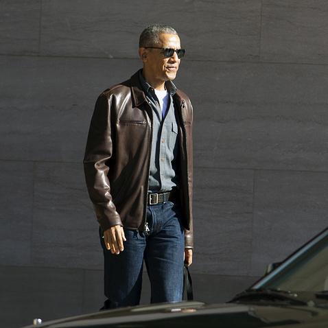 Обама пише мемуари на острові у Французькій Полінезії