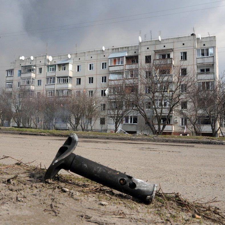 У Балаклію повернулись 12 тисяч евакуйованих мешканців