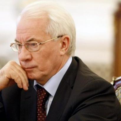 Азаров образився на заборону на в'їзд в «ДНР»