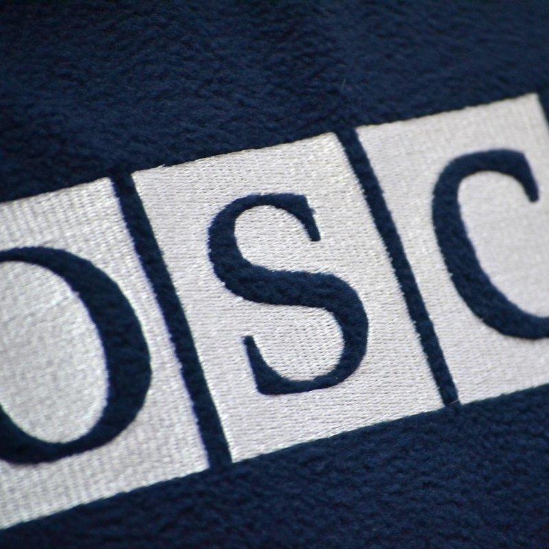 Безпілотник місії ОБСЄ обстріляли на Донбасі