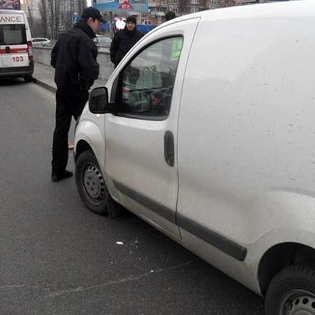 У Києві відбулася перестрілка між двома водіями