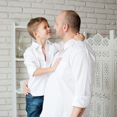 Потап проводить канікули разом зі своїм сином в Альпах (фото)