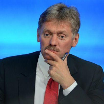 «Я з Луганська телефоную» - Пєсков прокоментував інформацію про своє відвідування «ЛНР»