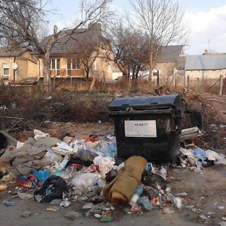 На Донеччині мати змушувала дітей шукати на смітнику всі необхідні для життя речі