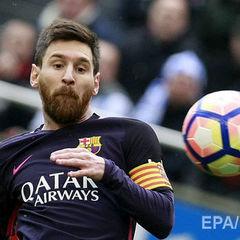 ФІФА дискваліфікувала Мессі за образу арбітра