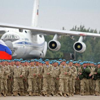 Путін збільшує чисельність своїх Збройних сил