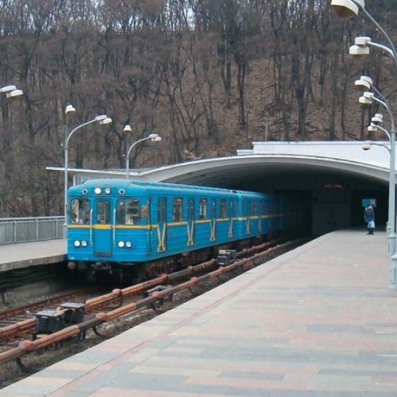 Китайці побудують киянам нову гілку метро