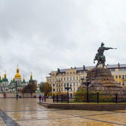 Увага! 1 квітня рух транспорту в центральній частині Києва буде тимчасово заборонено