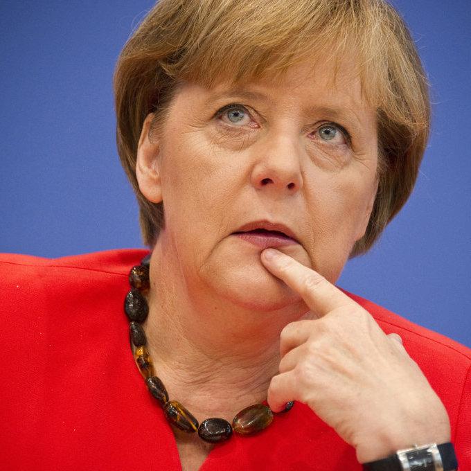 Ангела Меркель зізналась коли піде у відставку