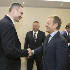 Віталій Кличко: «Європу сьогодні турбує недостатньо ефективна боротьба з корупцією в Україні»