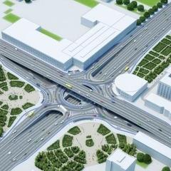 Як виглядатиме нова транспортна розв'язка на Шулявці