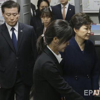Заарештували екс-президента Південної Кореї Пак Кин Хе
