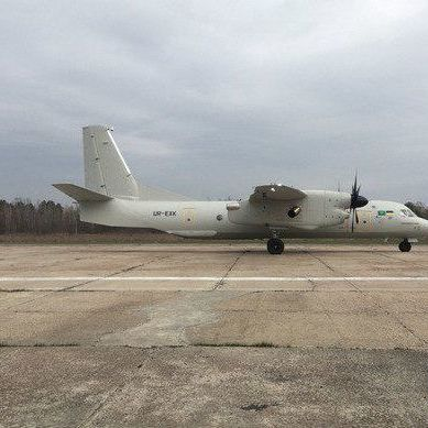 Новітній український літак Ан-132 здійснив перший політ (відео)