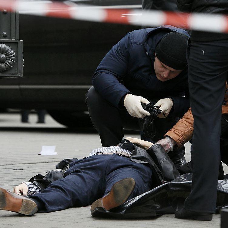 Пєсков висловився, що до вбивства Вороненкова в Києві