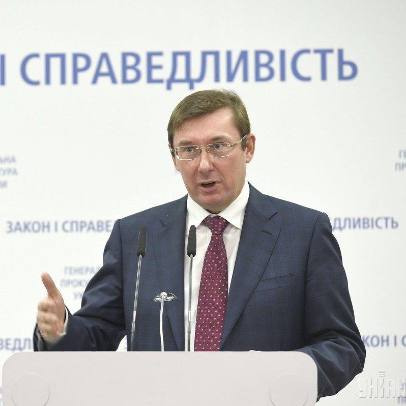 Луценко розповів, чому Кремль був зацікавлений у вбивстві Вороненкова