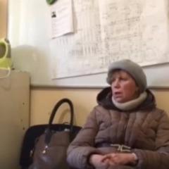 Жінка, що поливала брудом українську армію у рос ЗМІ, приїхала в Україну за пенсією (відео)