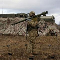 У мережі показали знімки з навчань українських зенітників (фото)