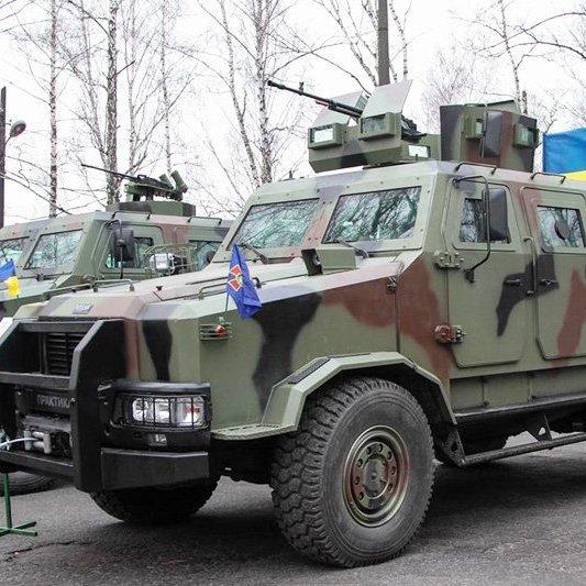 Бронеавтомобіль «Козак-2» прийняли в озброєння ЗСУ (відео)