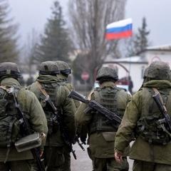 Росія стягнула до кордону 18 тисяч військових - Міноборони