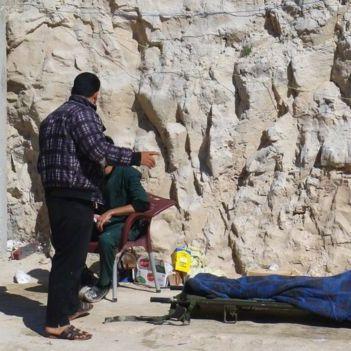 ВООЗ отримала докази використання у Сирії отруйного газу