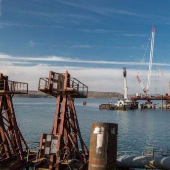 У Росії затвердили бюджет на будівництво залізниці до Керченського моста