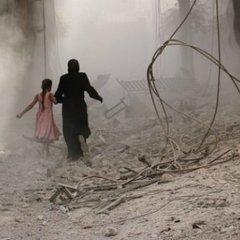 У Сирії завдали новий авіаудар по опозиції із застосуванням хімічної зброї (фото)